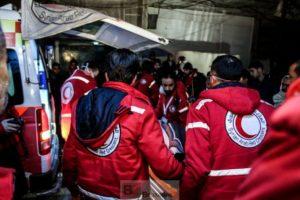 La Ghouta : «Trop tôt pour envisager des évacuations»
