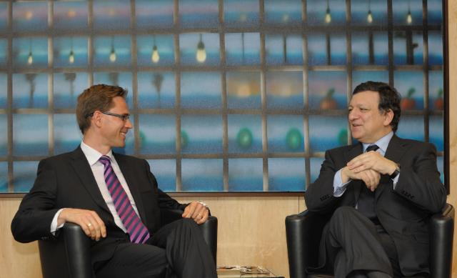Goldman Sachs. Barroso viole ses engagements de ne pas faire de lobbying