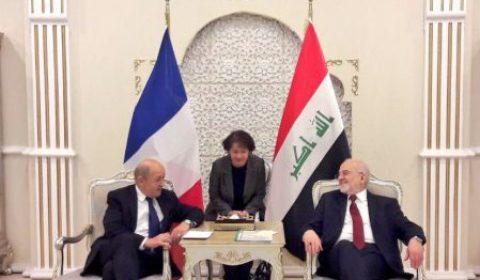 Les combattantes françaises de Daech arrêtées en Irak seront jugées sur place (Le Drian)