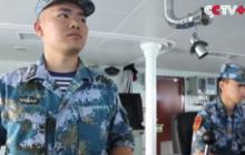 Escorte chinoise pour un navire du PAM dans l'Océan indien
