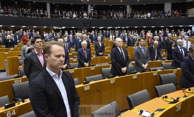 Des réactions européennes, plutôt mesurées, après l'assassinat de Jan Kuciak (V2)