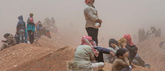 Syrie. Bachar a recommencé. Tout indique «l'usage du chlore par le régime» (Le Drian)