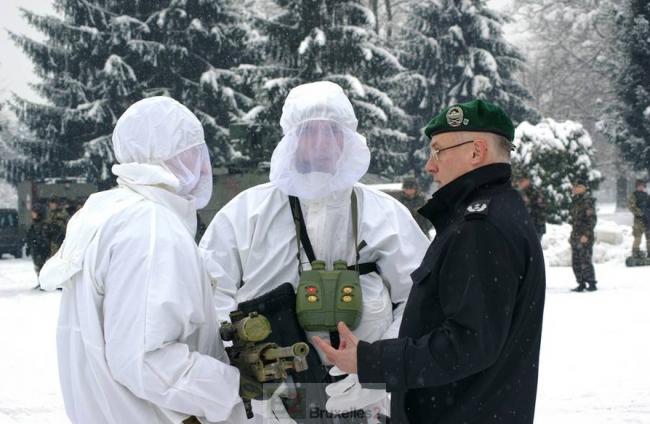 En Slovénie, l'armée ne passe pas les tests de l'OTAN. Le chef viré