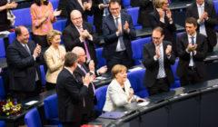 Angela prête serment et file à Paris. Le moteur franco-allemand se remet en marche ?