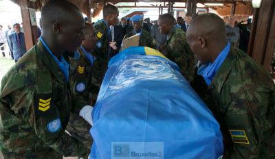 Situation très tendue à Bangui depuis dimanche. Plusieurs morts, des dizaines de blessés