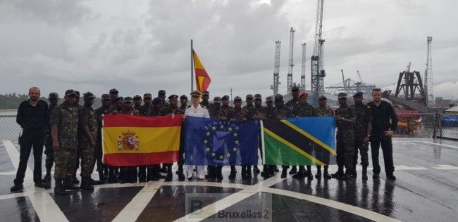 Dernières nouvelles des missions et opérations PSDC (Avril 2018)