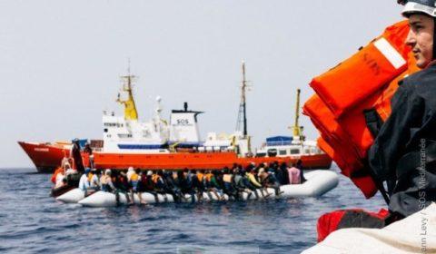 Nouvel incident en Méditerranée. Le changement de cap italien et européen confirmé