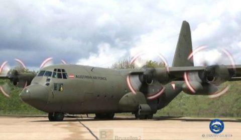 Les garde-côtes libyens formés par l'UE s'envolent avec Austrian Air Force