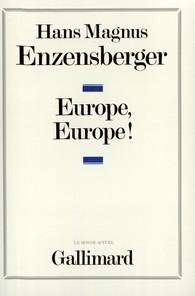 L'Europe de Hans Magnus Enzensberger
