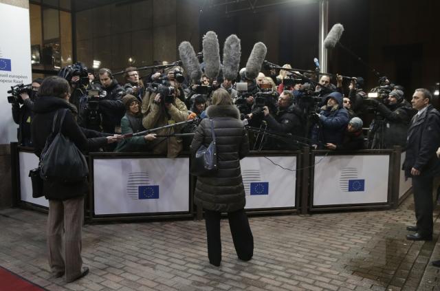 Les Européens vont-ils devoir hausser la voix d'un ton ?