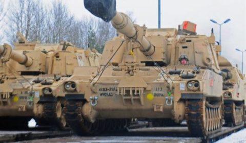 Tanks US en Pologne : un déploiement plus politique qu'opérationnel