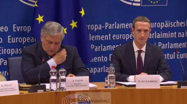 Zuckerberg préfère un semi huis clos au débat démocratique