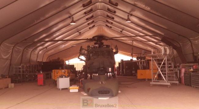 Fin de mission pour les hélicos Tigre et NH 90 au Mali. Comme un vide dans la Minusma ?