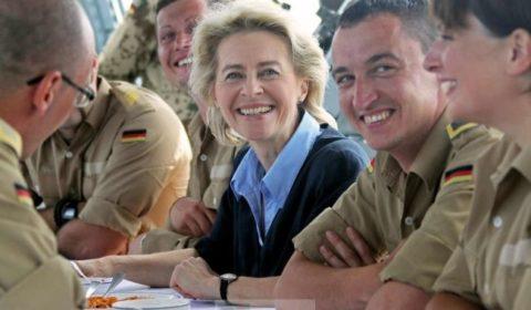 Initiative européenne d'intervention : entre Paris et Berlin,  un crouton dans le potage