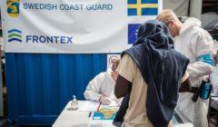 Frontex : comment arrive-t-on au chiffre de 10.000 personnes promis par le Conseil européen