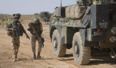 Une patrouille franco-malienne de Barkhane attaquée dans Gao (V3)