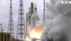 Quatre satellites de plus pour Galileo