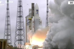 Quatre satellites de plus pour Galileo