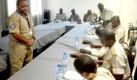 Une formation au renseignement pour policiers et gendarmes maliens