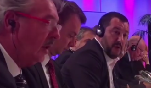 Merde à Salvini. Quand Jean (Asselborn) s'énerve…