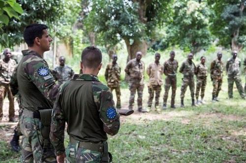 Dernières nouvelles des missions de maintien de la paix de l'UE – PSDC (septembre 2018)
