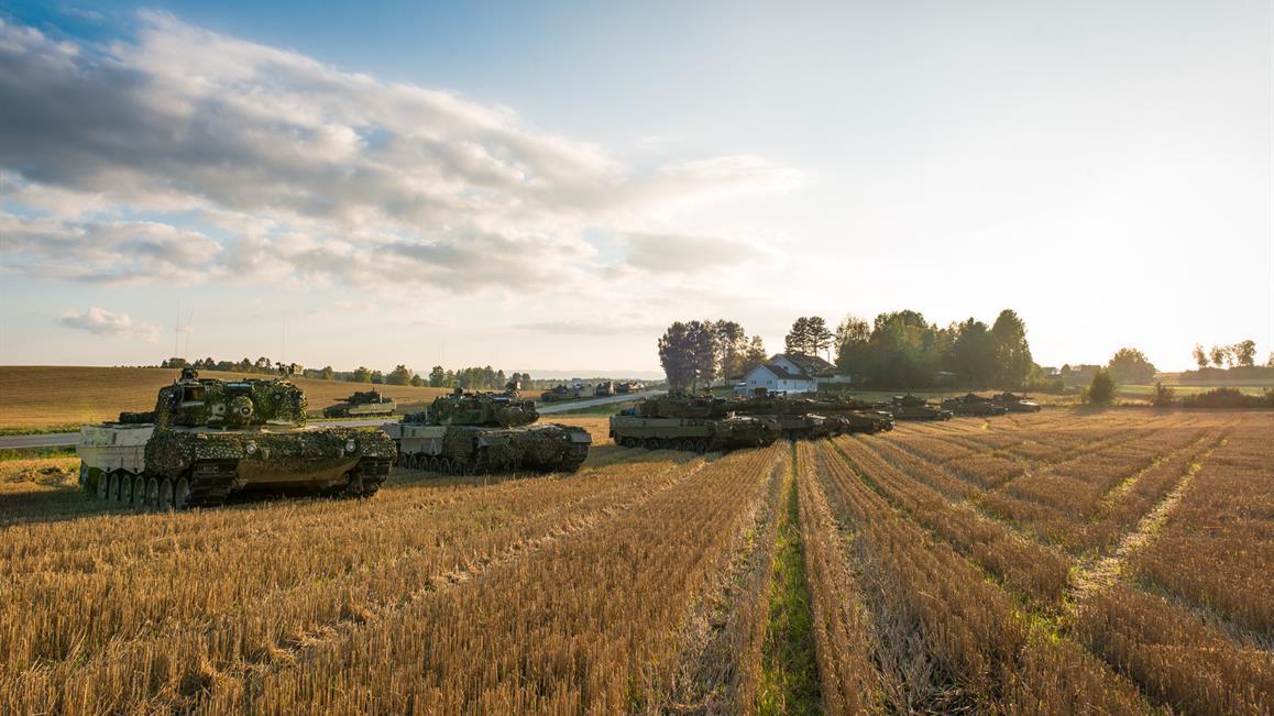 Trident Juncture, le grand exercice de l'OTAN se prépare
