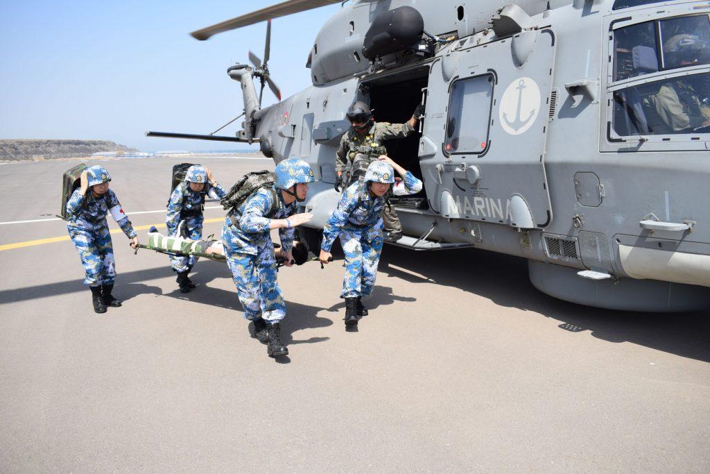 Dernières nouvelles des missions et opérations PSDC (octobre 2018)