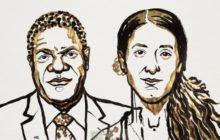 Deux Nobel de la paix pour combattre les violences sexuelles comme arme de guerre