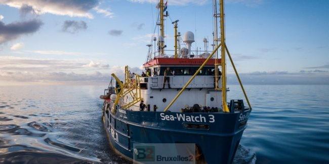 Le Sea-Watch 3 reprend ses activités en Méditerranée