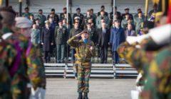 L'armée belge se dote d'une brigade motorisée