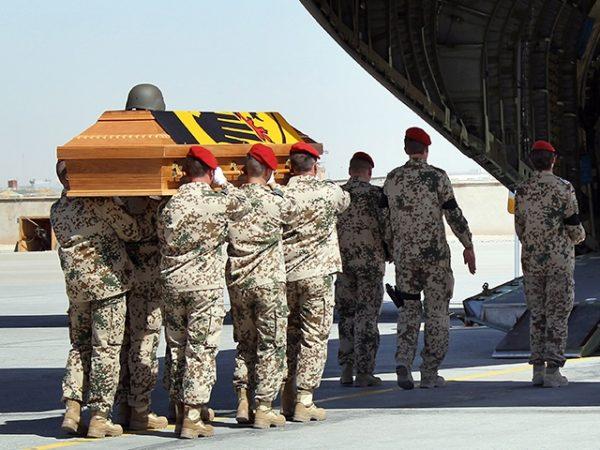 Afghanistan… Quand l'Europe venait au secours des Américains