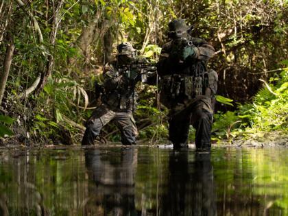 Une série sur les forces spéciales allemandes sur what's app