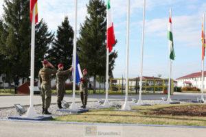 Le retour de la France dans l'opération de l'UE en Bosnie-Herzégovine