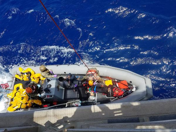 Une enquête ouverte en Italie sur un possible refus de secours d'un navire US