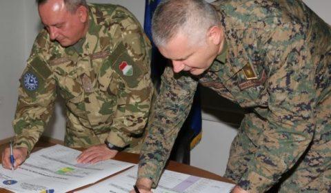Nouvelle étape pour la formation des forces armées de Bosnie-Herzégovine