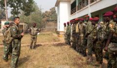EUTM RCA entame la formation d'un nouveau bataillon d'infanterie territoriale