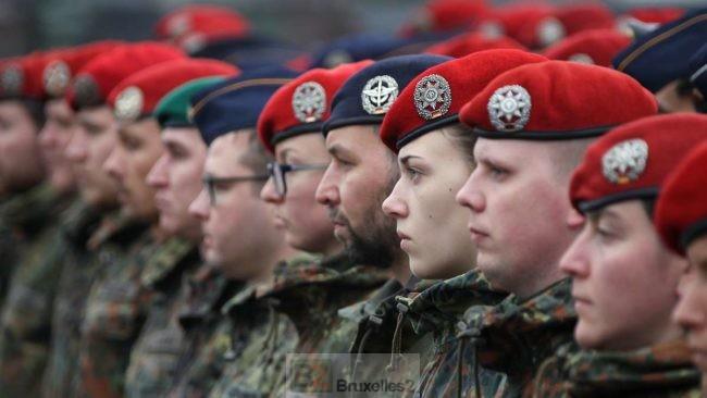 L'armée européenne pourrait être perçue comme un camouflet par les États-Unis