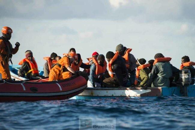 49 migrants dans l'attente de la bonne volonté européenne