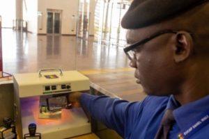 L'aéroport de Bamako équipé de détecteurs de faux documents