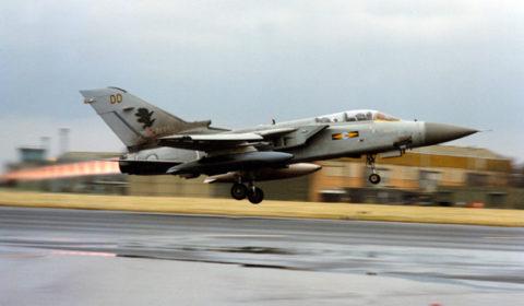 Good bye Tornado