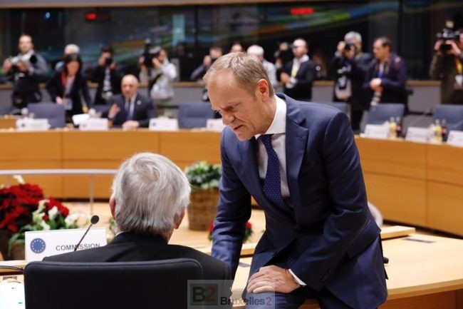 Conseil européen, Commission, Haut représentant… Qui pour occuper les top jobs européens en 2019 ?