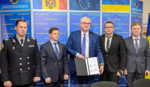 La lutte contre le crime transfrontalier dans la région d'Odessa s'organise