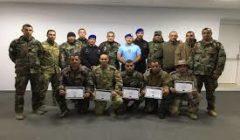 Une formation pour 12 agents de la garde nationale tunisienne aux IED