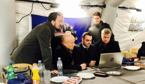 Le message de Erik Høeg aux Géorgiens et Ossètes : utilisez davantage la ligne rouge