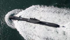 Un sous-marin portugais en Méditerranée