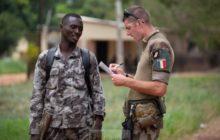 Fin de formation pour le 4ème bataillon d'infanterie territoriale en RCA