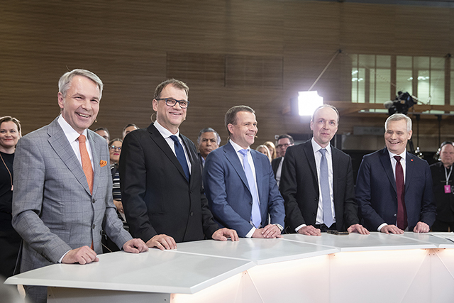 Un changement gouvernemental à prévoir en Finlande
