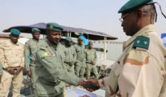 Un nouveau navire pour la brigade fluviale malienne