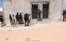 Fin de formation pour la 3ème compagnie d'infanterie légère somalienne