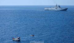 Des unités françaises en renfort dans l'Océan indien